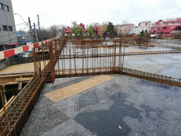 Herastrau Park View - Stadiu Lucrarilor- Decembrie 2019 (3)