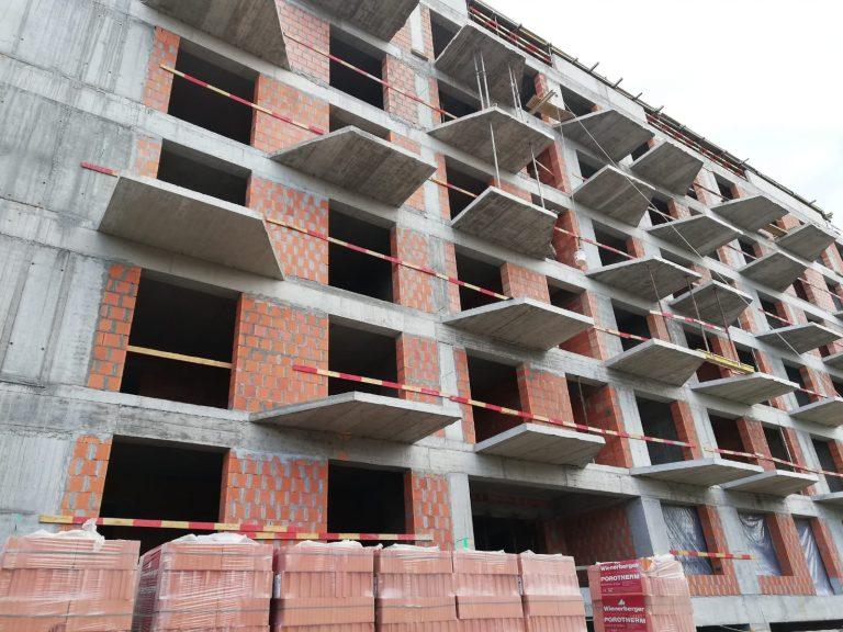 Herastrau Park View - Stadiu Lucrarilor- Mai 2020